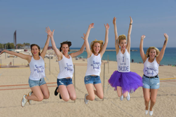 Jga Fotoshooting Barcelona Playa